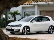 Фото нового VW Golf 7 GTI 2015