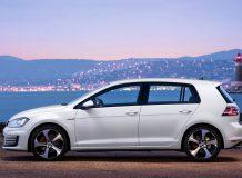 Volkswagen Golf VII GTI фото