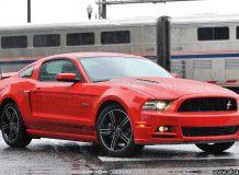 Ford Mustang V8 5.0