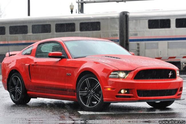 Фото Ford Mustang 5 поколения