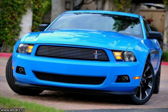 Автомобиль Форд Мустанг 5