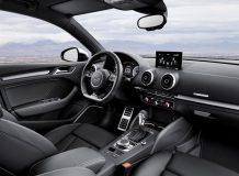 Салон Audi S3 Sedan фото