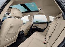 Интерьер БМВ 3-серии Gran Turismo