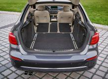 Фото багажника BMW 3 Gran Turismo