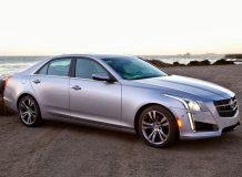 Cadillac CTS 3 фото