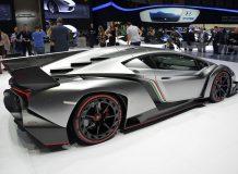 Фото нового Lamborghini Veneno