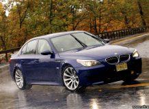 BMW M5 E60 фото