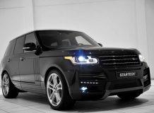 Обвес для Range Rover 4 от Startech