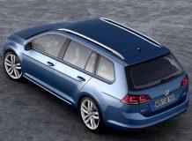 Фото Volkswagen Golf VII Variant