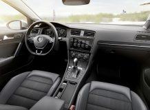 Салон VW Golf 7 Variant 2017