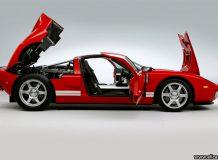 Картинки Форд GT