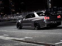 Nissan Skyline GT-R R 34