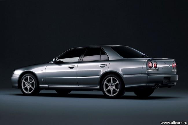 Седан Nissan Skyline R34