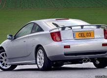 Toyota Celica T23 фото