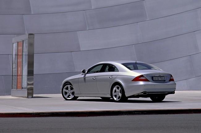 Mercedes CLS 500 фото