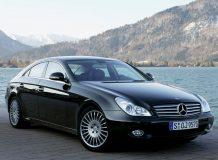 Mercedes CLS Class 2008