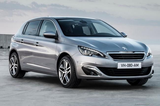 Новый Peugeot 308 II