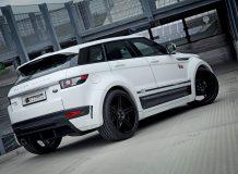 Диски на Range Rover Evoque от ADV.1