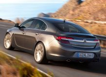 Opel Insignia рестайлинг фото