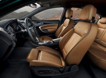 Интерьер Opel Insignia фото
