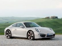 Фото Porsche 911 50 Years Edition