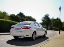 Тойота Королла 2016 в новом кузове 160
