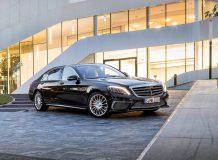 Фото нового Mercedes S65 AMG (W222)