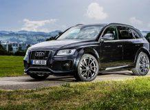 Обвес на Audi SQ5 от ABT фото