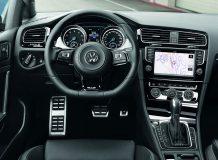 Фото салона Volkswagen Golf 7 R