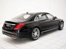 Фото нового Mercedes Brabus 850 6.0 Biturbo (W222)
