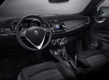 Фото салона Alfa Romeo Giulietta