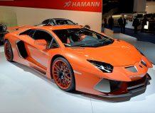 Обвес Hamann Nervudo для Aventador фото