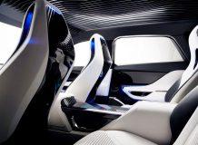 Интерьер Jaguar C-X17 Concept