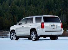 Новый Chevrolet Tahoe 2017 фото