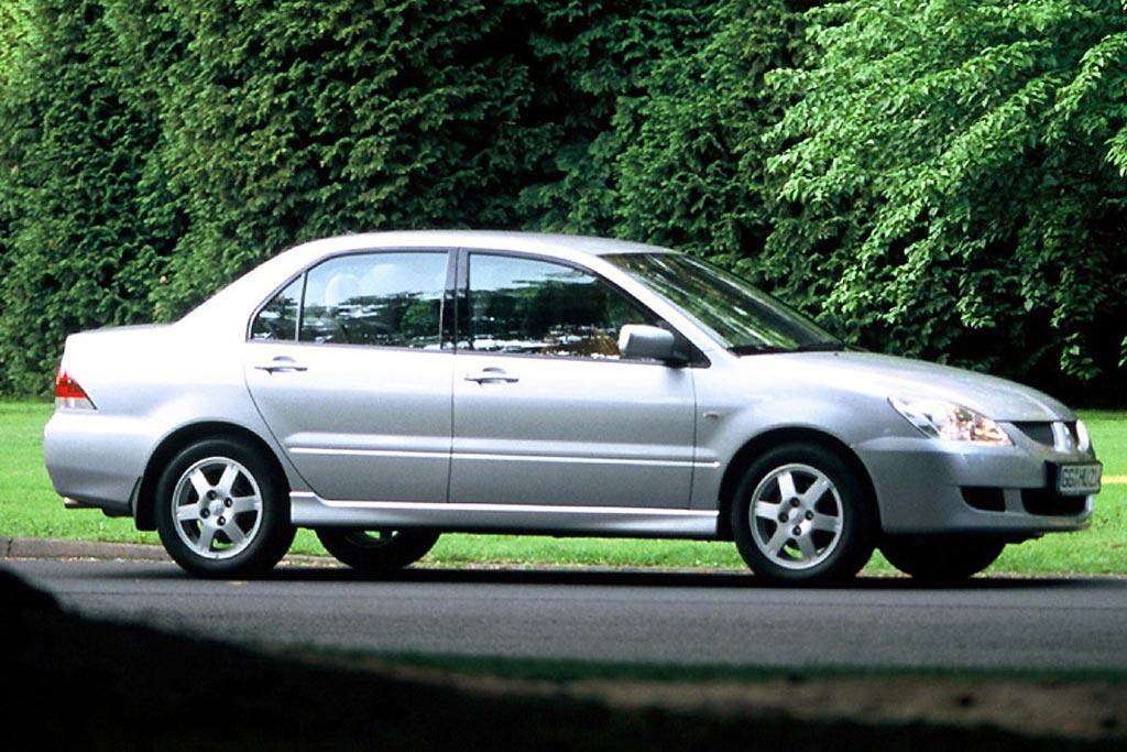 Mitsubishi Lancer IX фото