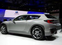 Subaru Cross Sport Design фото
