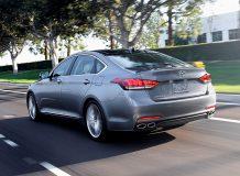 Новый Hyundai Genesis 2016 фото