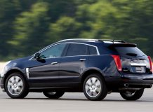 Cadillac SRX 2010 фото