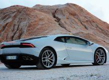 Фото нового Lamborghini Huracan