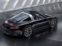 Фото Porsche 911 Targa 4S