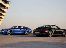 Porsche 911 (991) Targa 2014 фото