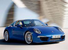 Фото Porsche 911 Targa 4