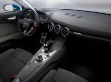 Фото салона Audi Allroad Shooting Brake Concept
