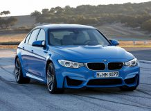 Фото BMW M3 (F80) 2015
