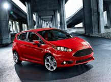 Новый Ford Fiesta ST 5D