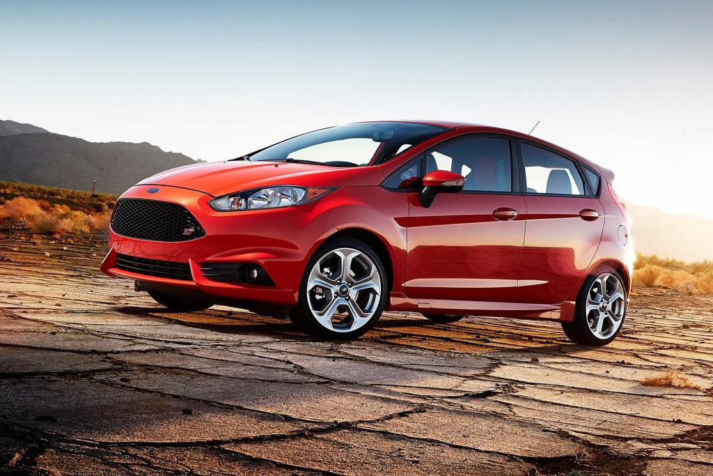 Фото Ford Fiesta ST 2015