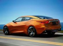 Nissan Sport Sedan Concept фото