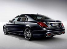 Фото Mercedes-Benz S600 (W222)