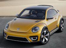 Фото VW Beetle Dune Concept