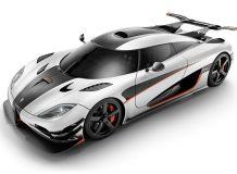 Фото Koenigsegg One:1